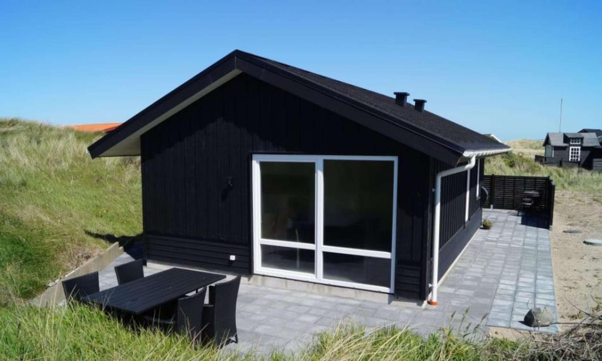 Sommerhus i Lønstrup ved Kystrenden